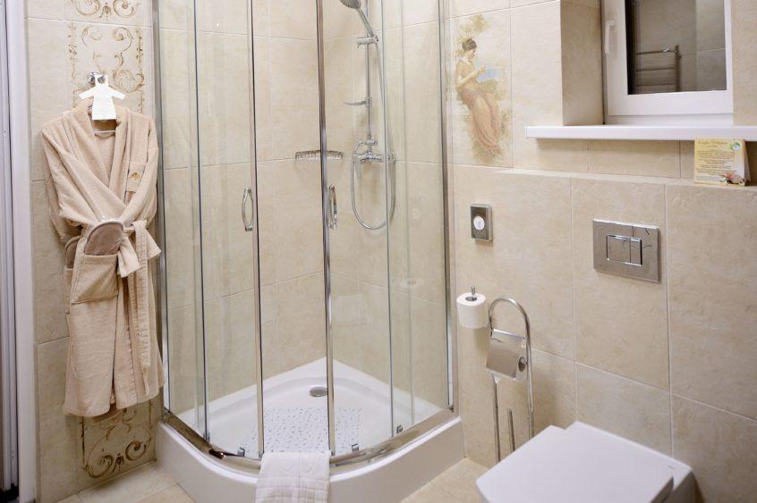 Bathroom - guesthouse Alfa Radon